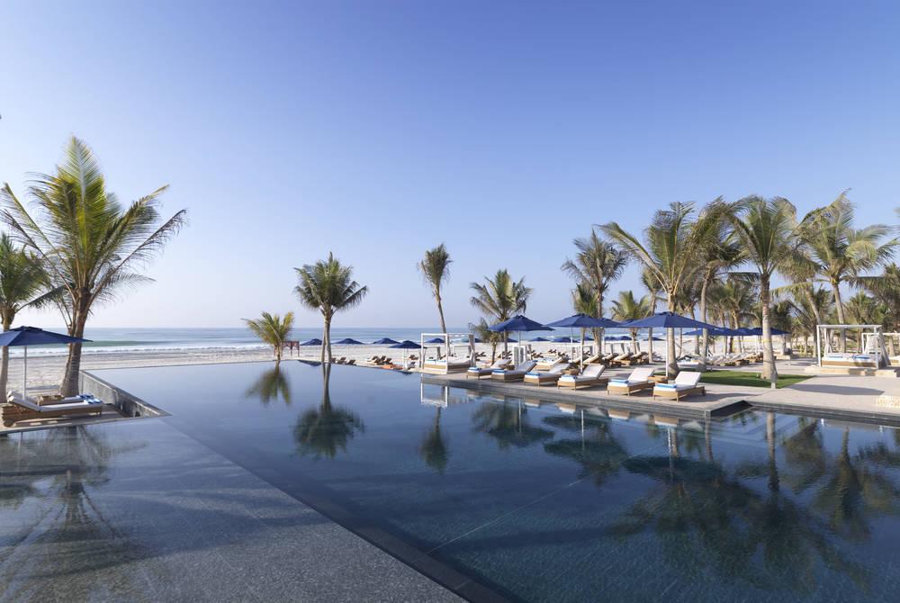 Pool, Al Baleed Resort Salalah by Anantara, Oman