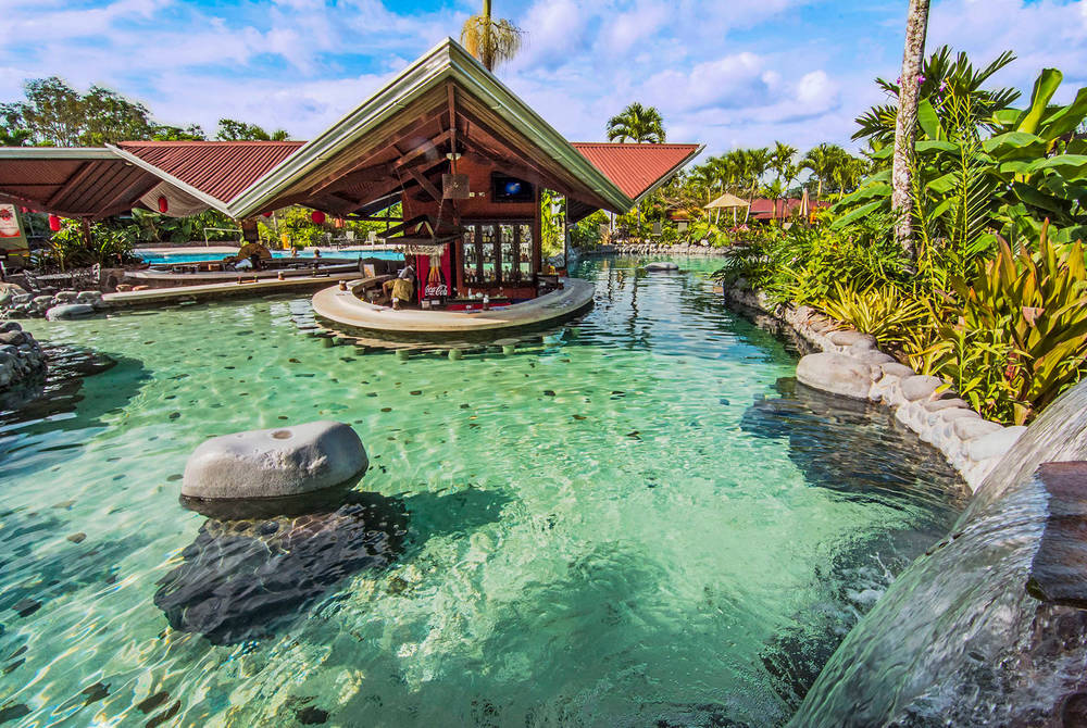 Pool, Arenal Springs Resort, Costa Rica