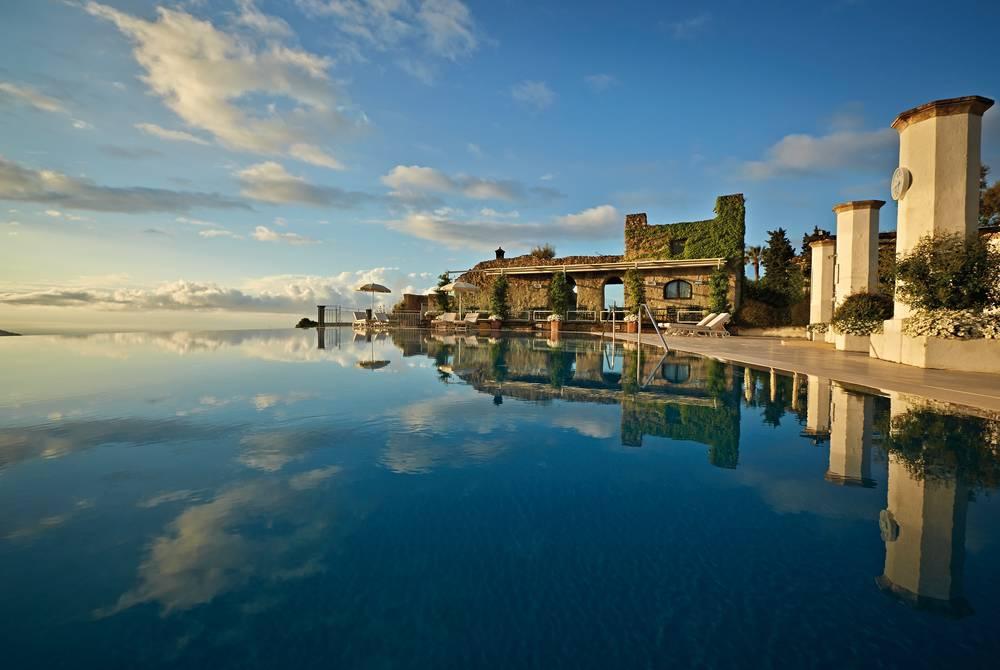 Pool, Belmond Hotel Caruso