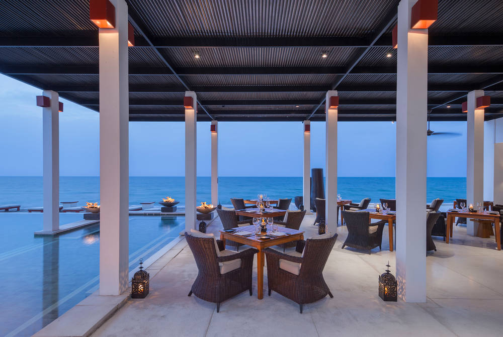 Pool Cabana, The Chedi Muscat