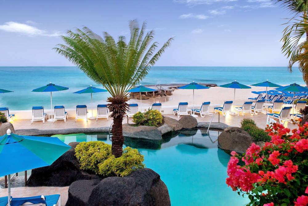 Pool, Crystal Cove, Barbados