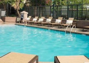 Pool, Doubletree by Hilton Lafayette