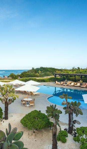Pool, Finch Bay Galápagos Hotel