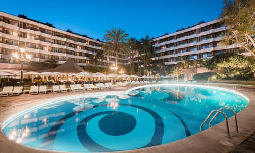Pool, Hotel Botanico