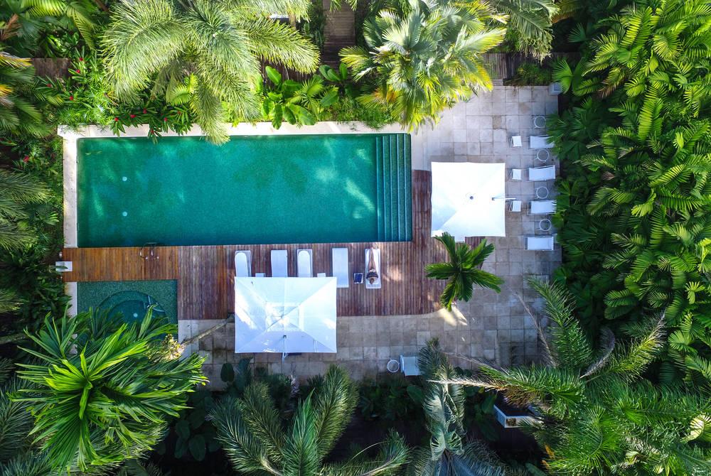 Pool, Le Caméléon, Costa Rica