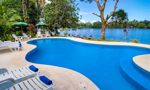 Pool, Manatus Hotel, Costa Rica
