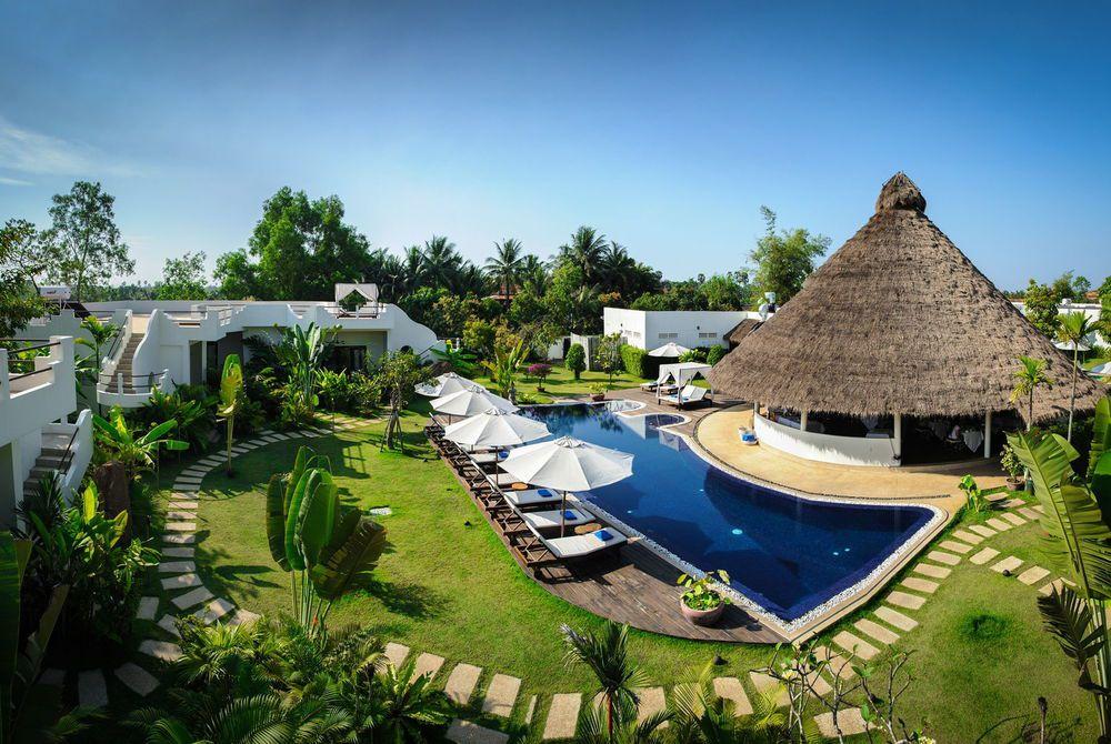 Pool, Navutu, Siem Reap, Cambodia