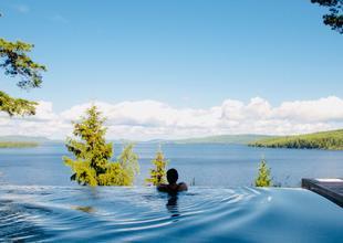 Pool, Orbaden Spa & Resort