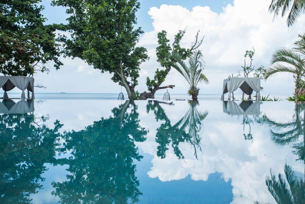 Pool, Outside, Knai Bang Chatt Kep, Cambodia