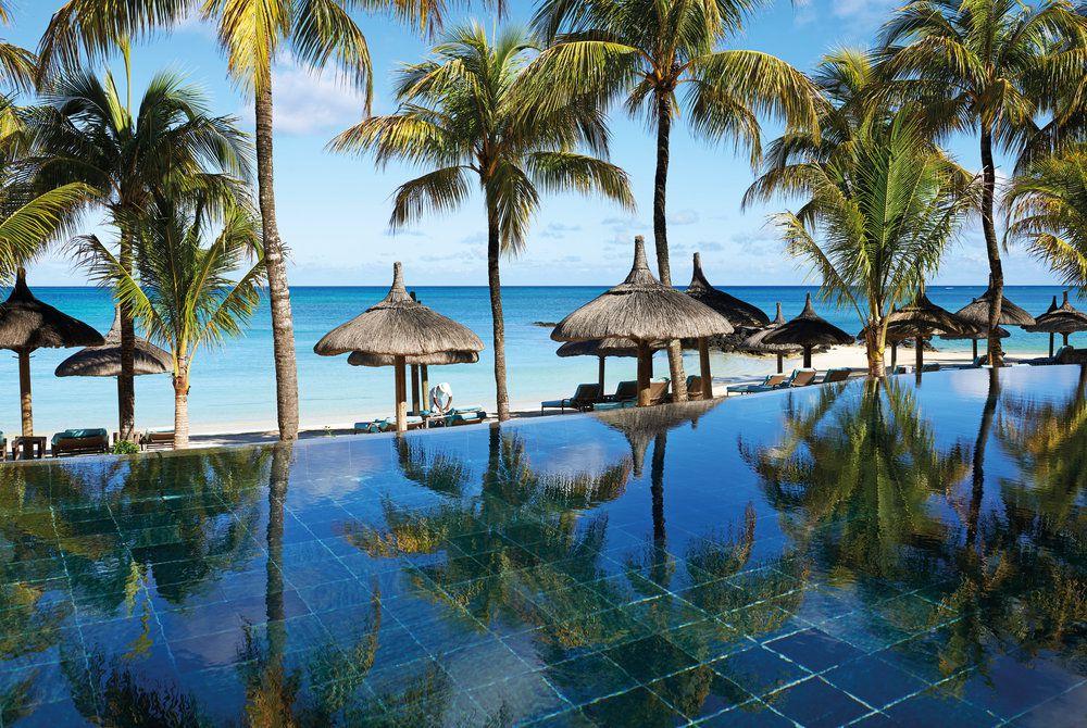 Pool, Royal Palm Beachcomber Luxury, Mauritius