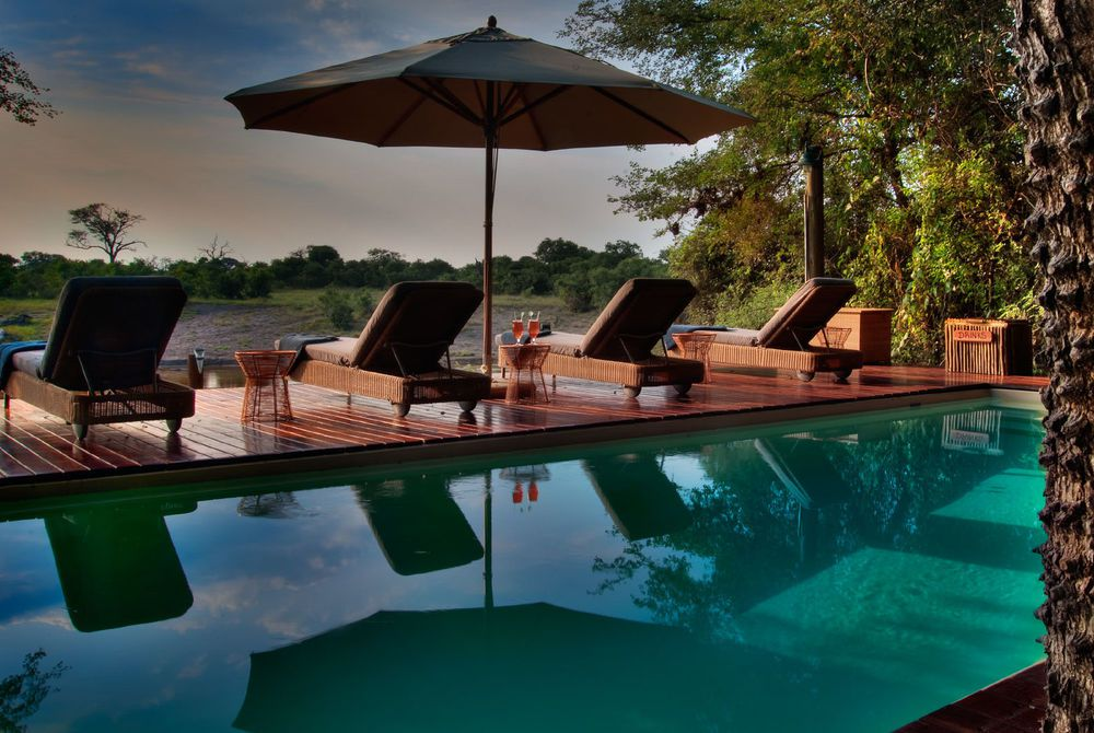 Pool, Savute Safari Lodge