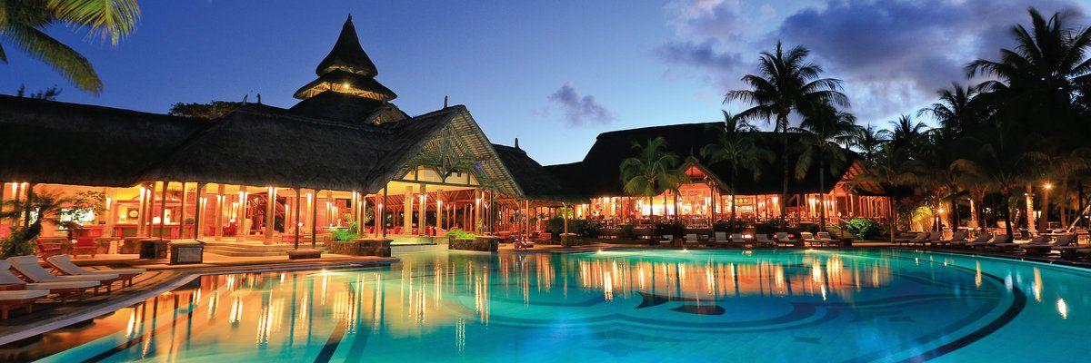 Pool, Shandrani Resort & Spa, Mauritius