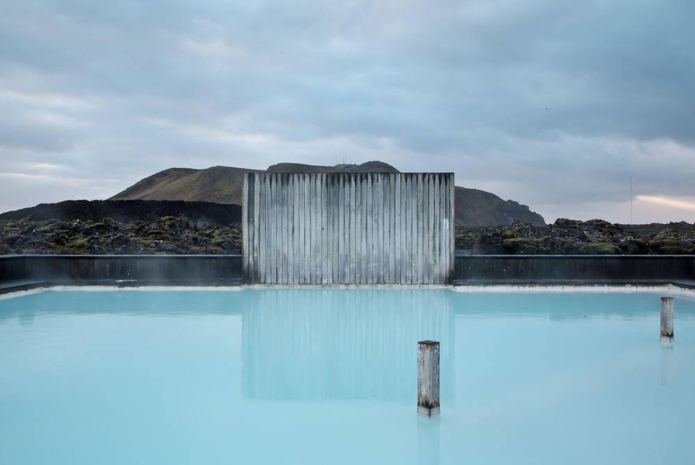 Pool, Silica Hotel, Grindavik