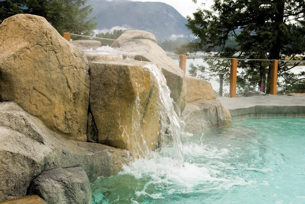 Pool, Sonora Resort