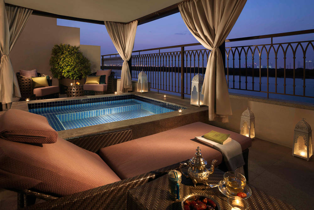 Pool Suite, Anantara Eastern Mangroves Hotel & Spa