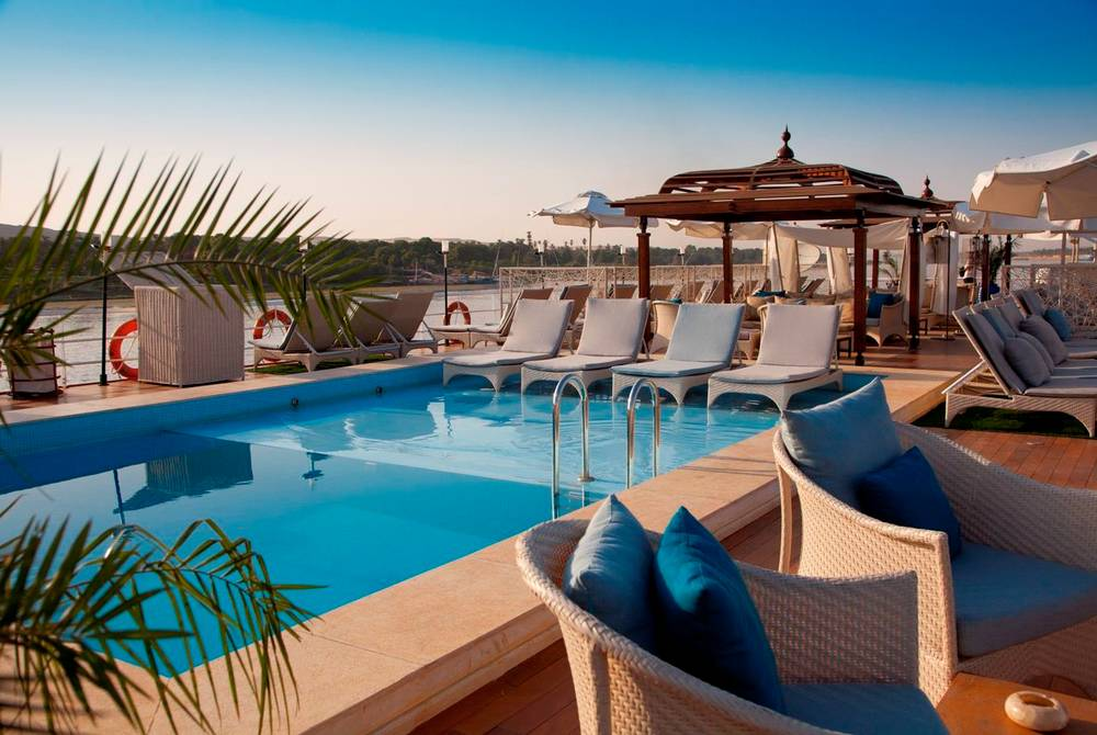Pool, Sun Boat IV