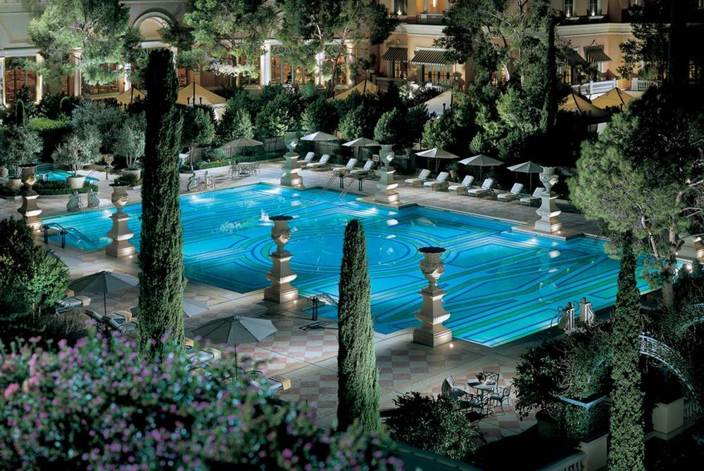 Pool, The Bellagio