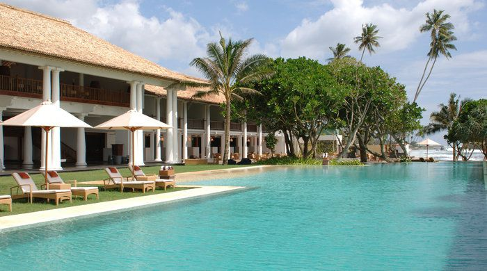Pool, The Fortress Resort and Spa, Galle