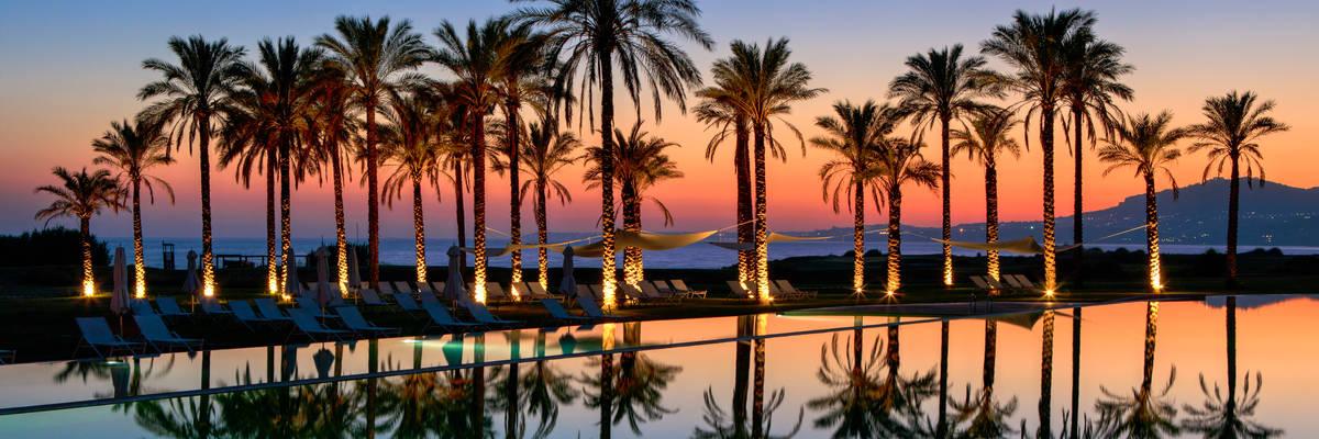Pool, Verdura Resort