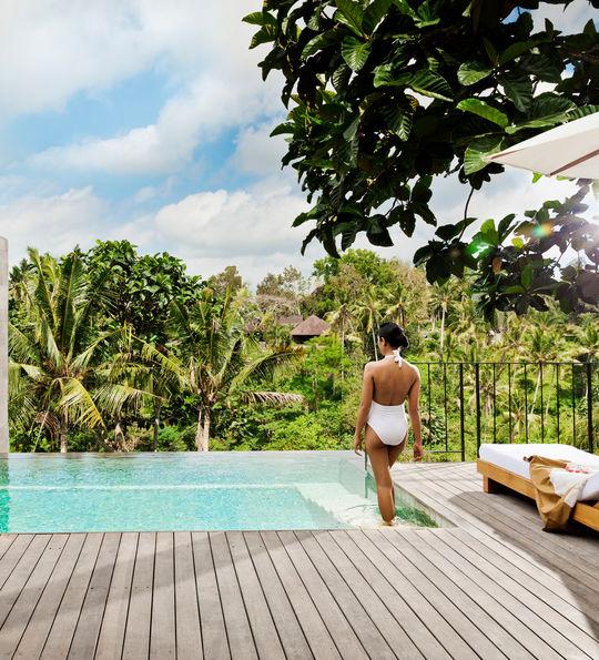 Pool Villa, COMO Uma Ubud