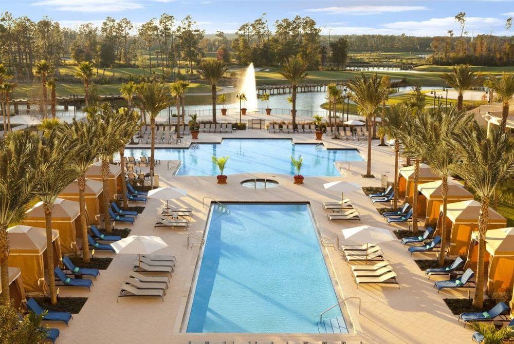Pool, Waldorf Astoria Orlando
