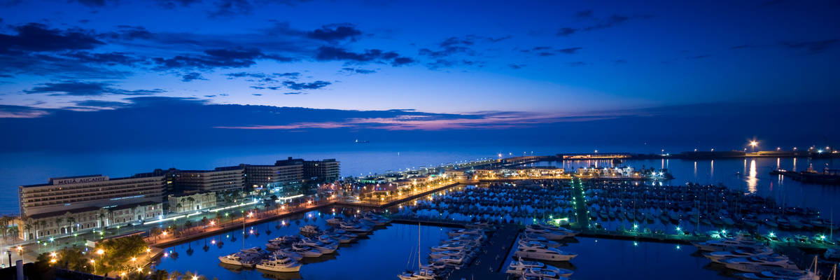 Port, Alicante, Valencia, Spain