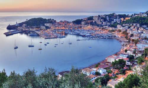 Port, Sóller, Mallorca