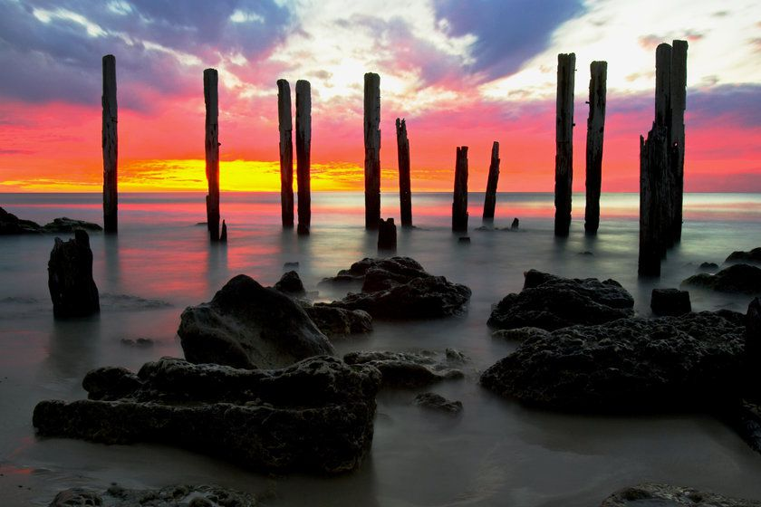 Port Willunga near Adelaide