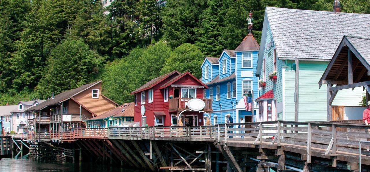 Port of Call, Ketchikan, Alaska