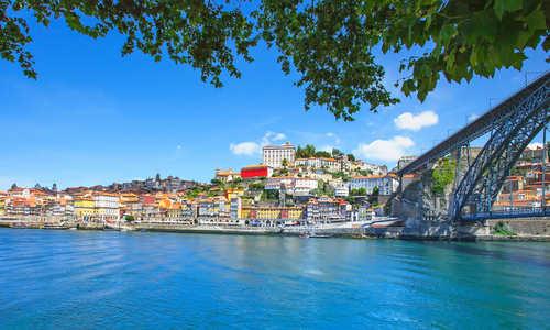 Porto, Douro River, Portugal