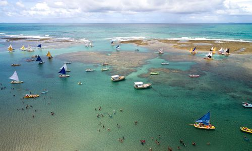 Porto de Galinhas beach, Brazil