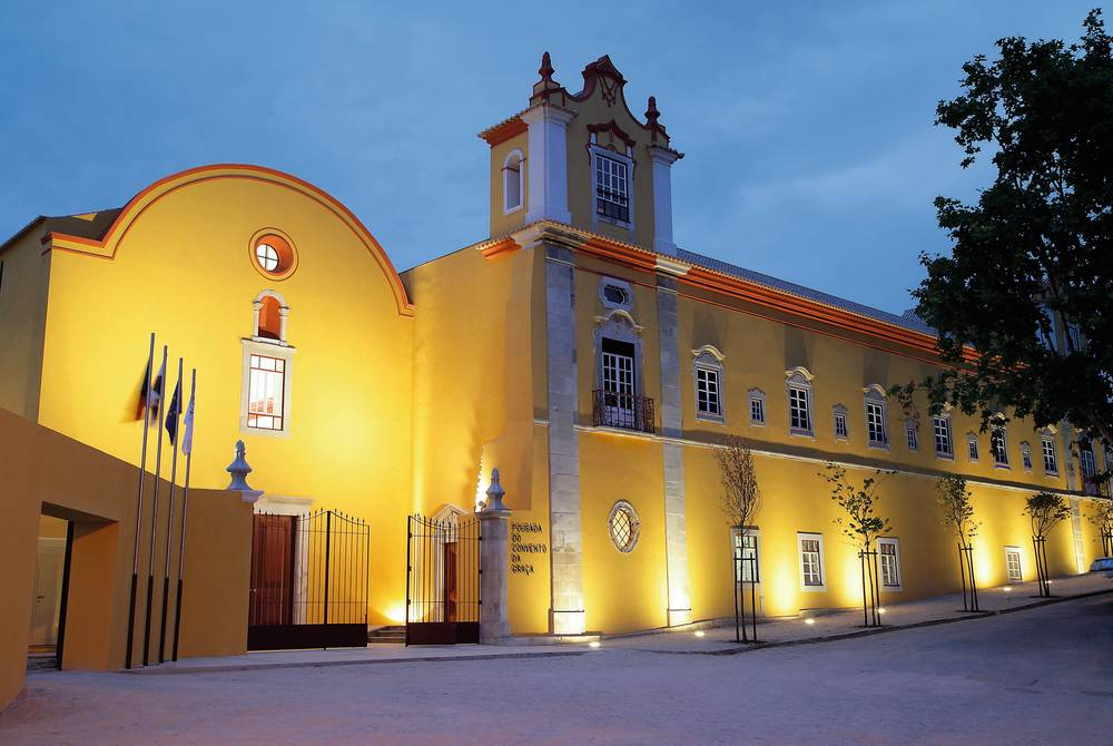 Pousada de Tavira, Convento da Graça