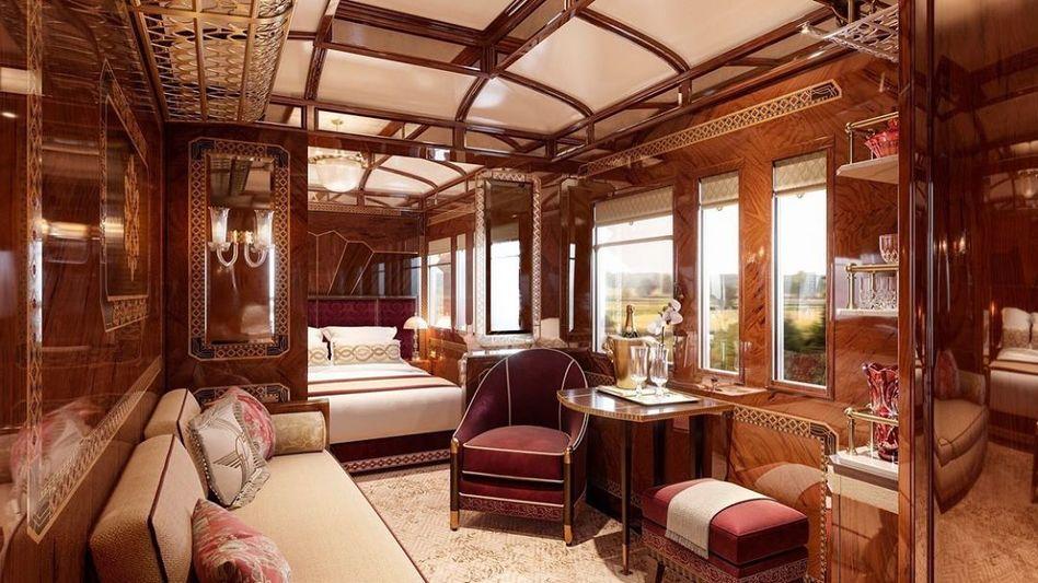 Prague Grand Suite, Venice Simplon-Orient-Express