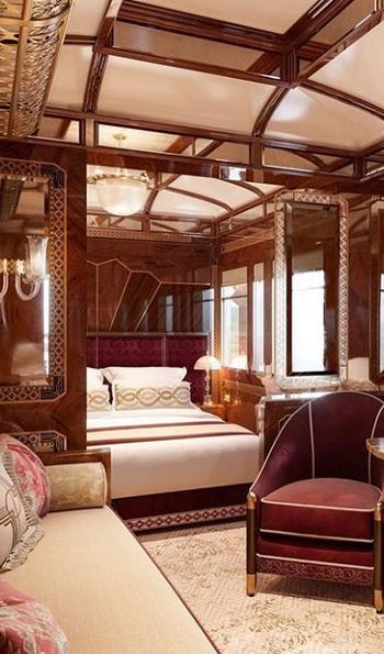 Prague Grand Suite, Venice Simplon-Orient-Express