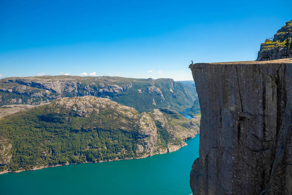 Stavanger & the Pulpit Rock