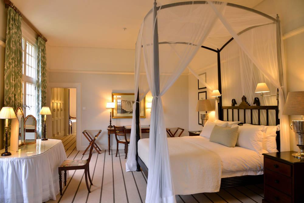 Presidential Suite, Victoria Falls Hotel