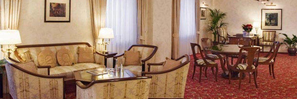 Presidential Suite, Marriott Royal Aurora (2)