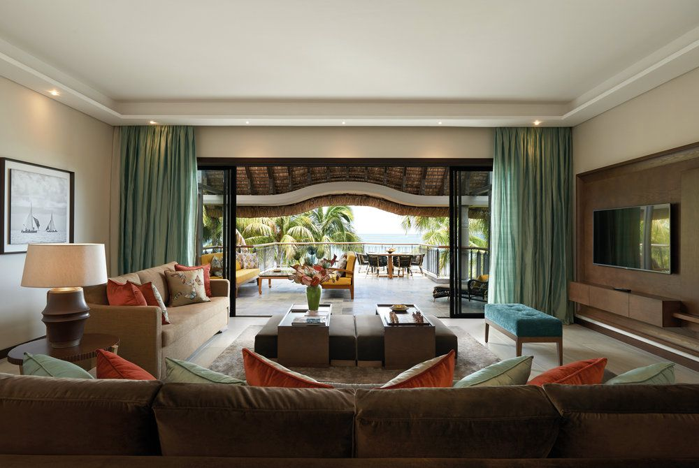 Presidential Suite, Royal Palm Beachcomber Luxury, Mauritius
