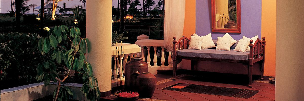 Presidential Villa with private pool, Taj Exotica Resort & Spa, Goa