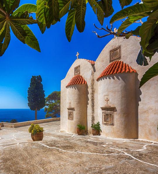 Preveli Monastery, Crete
