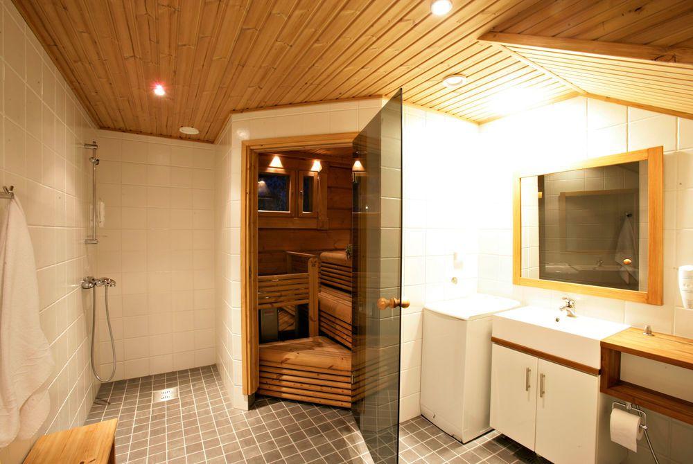 Private sauna, Ounasvaaran Lakituvat