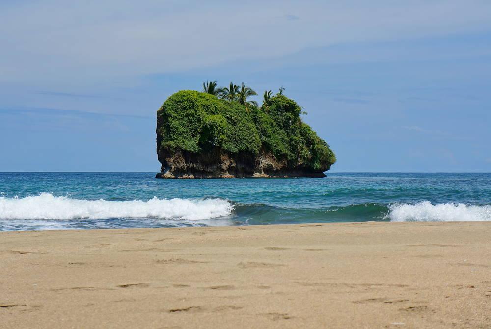 Cocles beach, Puerto Viejo