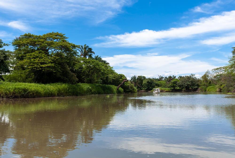 Puerto Viejo de Sarapiqui River
