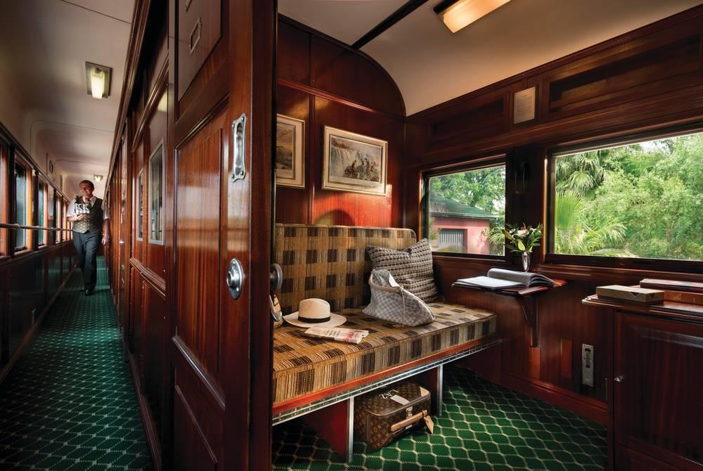 Pullman Suite, Rovos Rail