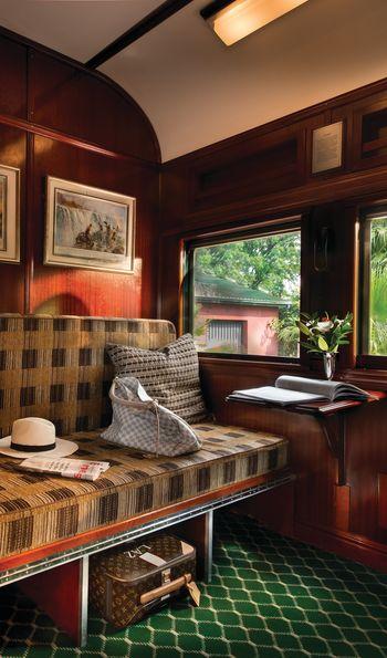 Rovos Rail Pullman Suite