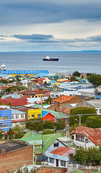 Punta Arenas & the Magellan Strait