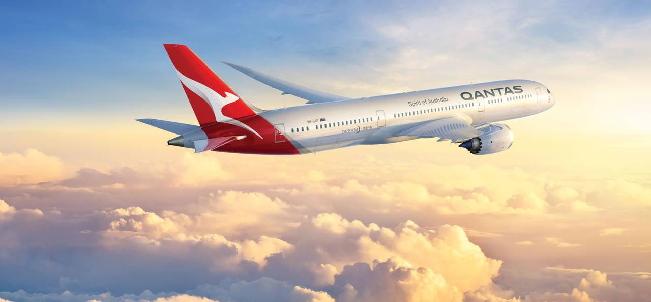 Qantas 787 Dreamliner