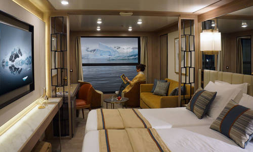 Quark Expeditions' World Explorer