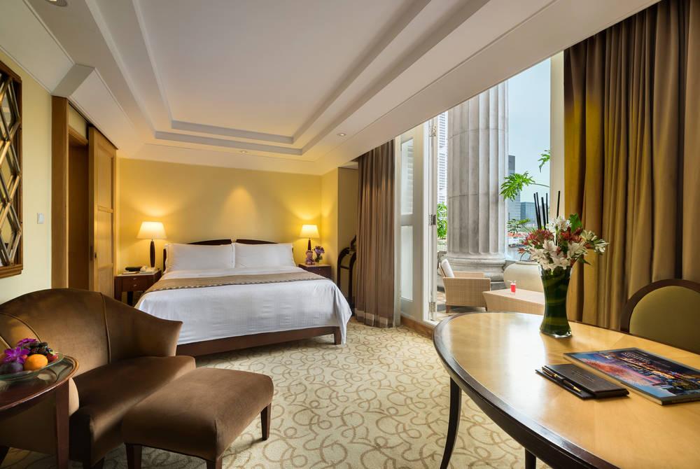 Quay Room, Fullerton Hotel, Singapore