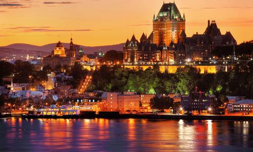 Picture of Quebec City to Fort Lauderdale